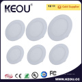 AC85-265V SMD2835 weißes Feld LED-helle Platte Ce RoHS