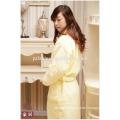 Best Price Cheap Quick Dry couples' Warm Fleece Bathrobe