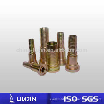 hydraulic swivel adapter male connector male hydraulic fittings DIN2353 standard tube fittings