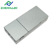 100W 24V4A Power Supplies Led Driver Junction Box