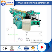 Z Section Steel Purlins Cold Roll Forming Machines