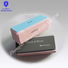 Colorful fashion emery board electric nail file for hot sale