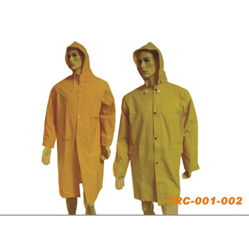 PVC/Polyester Raincoat