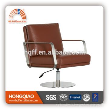 CM-B177BS-3 luxe meubles de bureau en cuir / PU pivotant ascenseur chaise