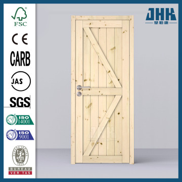 JHK Pine Barn Hidden Sliding Door