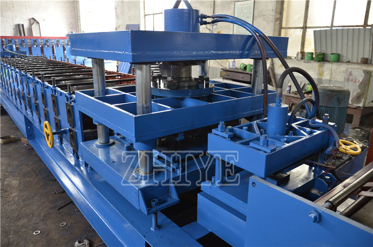 Guardrail Cold Roll Forming Machine (2)