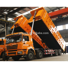 6X4 drive Shacman 336hp 6*4 Front Tipping Rear Dump Truck/ dump truck/ tipper truck/ heavy duty truck