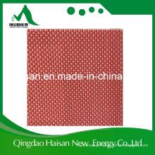 Tela solar da máscara do índice 18% da resina da venda direta da fábrica para a estufa do escurecimento