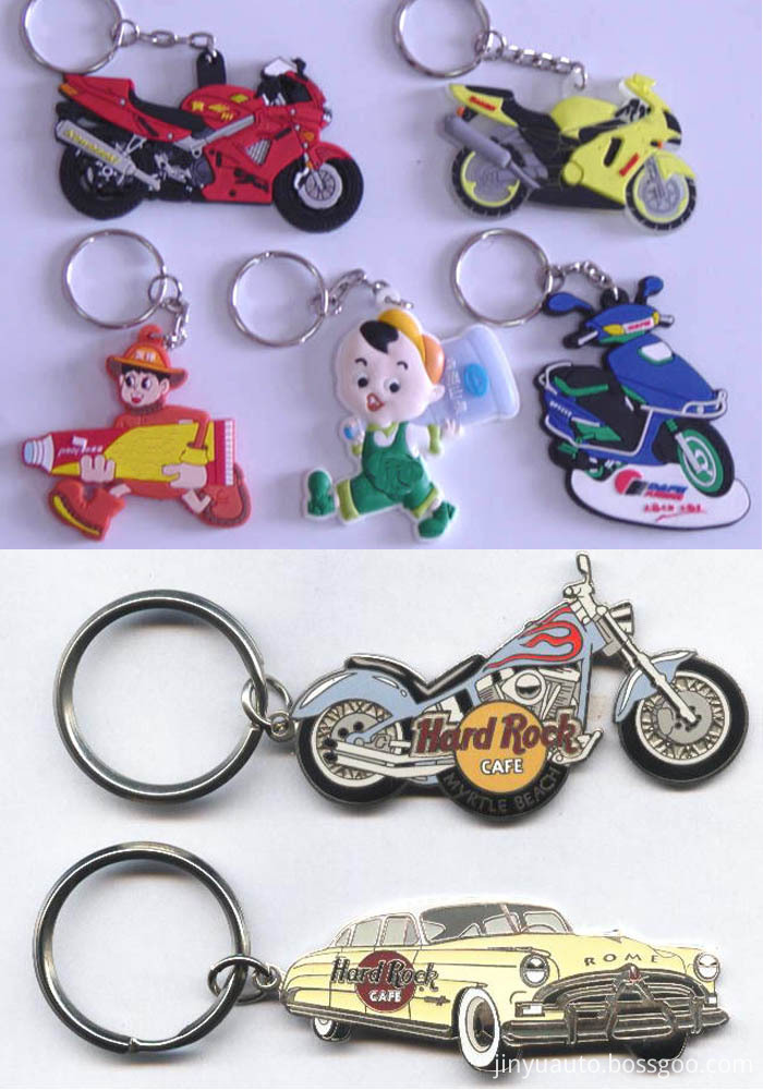 keychain samples