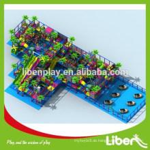 EU-Standard riesige Kinder Indoor-Spiel zum Verkauf, kommerzielle Kinder Indoor-Spiel für das Zentrum