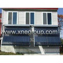 balcony solar collector