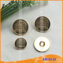 Zinc Alloy Button&Metal Button&Metal Sewing Button BM1614