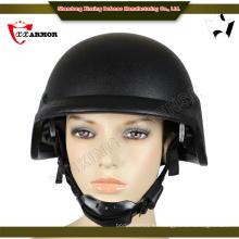 Productos vendedores calientes Casco balístico del casco de la prueba de la bala del protector de la cara