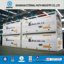 2015 High Quality Cryogenic ISO LNG Tank Container (SEFIC-T75)