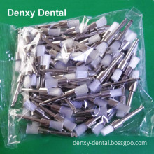 Dental Disposable Polishing Brushes Latch Style Flat Prophy Cup Brush
