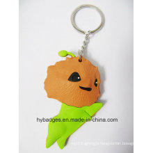 Key Ring Parts, Cute Cartoon Key Ring (GZHY-KA-031)