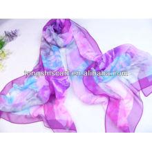 Polyester länglich den Schal