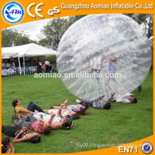 Funniest game best material adult zorb human hamster ball for sale