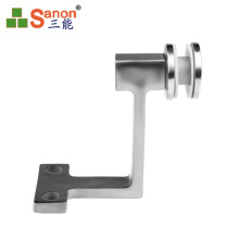 Stainless Steel Pipe Clamp And Handrail Glass Hold Down Clamp