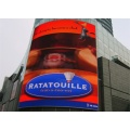 P8 Full Color Outdoor Billboard LED-skärm