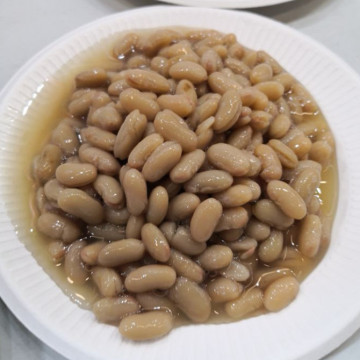 Canned White Kidney Beans In Brine