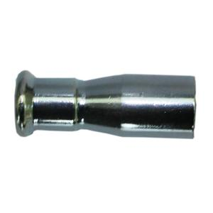 Sanitary pipe fitting Adapter with plain end