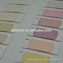 64GSM colorido alto valor 100% cupro bemberg forro para vestido de mujer
