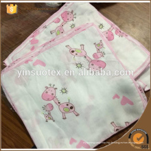 Baby verwenden Bambus Baumwolle Speichel Handtuch weich saugfähig