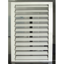 Waterproof Fixed Aluminum Frame Louver Window