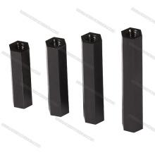 Nylon plastic stud insulation support column hexagonal plastic M3 pcb spacer