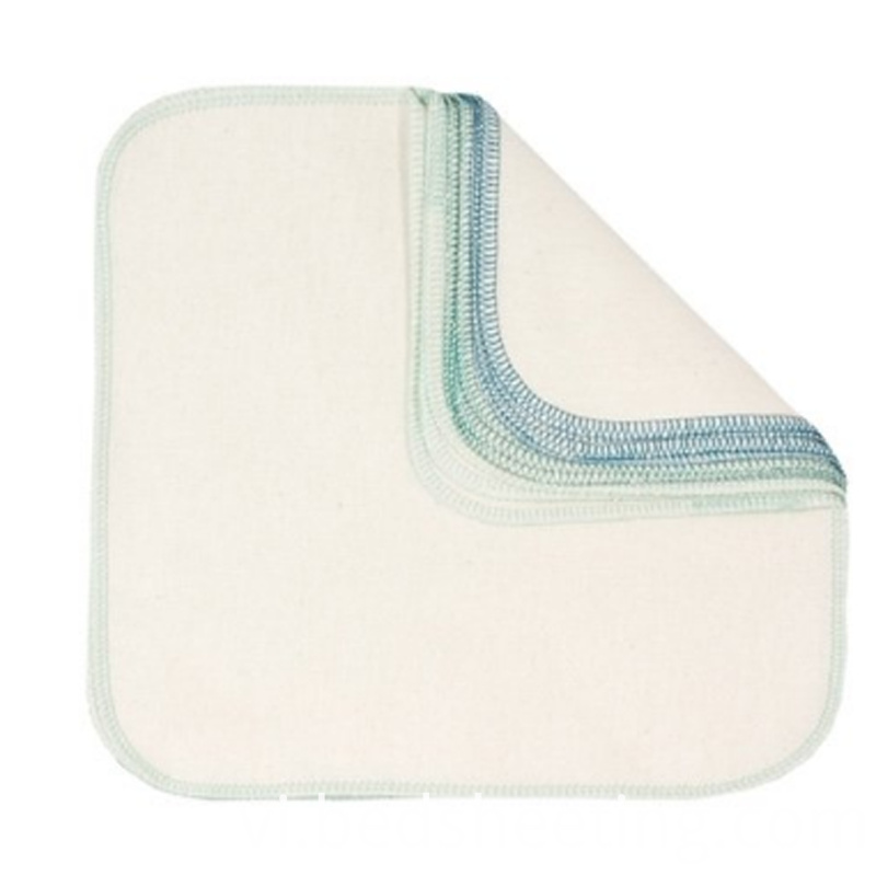 Double Layers Flannel Baby Wipes