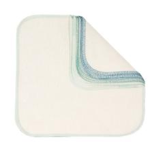 Paños de algodón reutilizables de franela para bebés