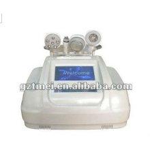 Ultrasonic vacío cavitación rf adelgazar máquina