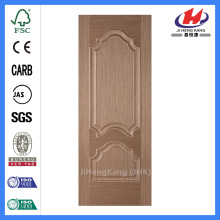 JHK-M02 Natural Black Oak Manufacure 4mm  Interior Door Skin