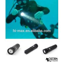 NEWEST IP68 Waterproof 100m diving depth diving lamp