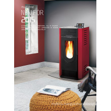 Biomass Wood Pellet Fireplace Stoves (CR-04)