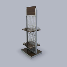 Metal Display Racks And Stands For Beer Wine