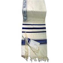 Mantón de Tallit de lana de oración