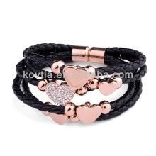 Wholesale hot sale genuine cowhide bracelet