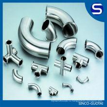 304,316 Нержавеющая сталь трубы и арматура для пищевой промышленности