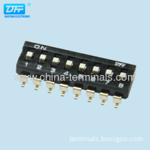 Dip Switch China Supplier&manufacturer Pitch 2.54