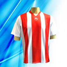 100% Polyester Man's Kurzarm Fußball Jersey