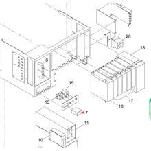 Panasonic SMT Meter für Sp60p-M Bildschirm Drucker Maschine (KXFP5C9AA00)