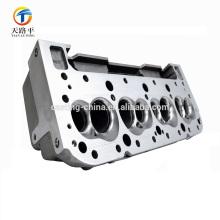 bloco de cilindros de motor de alumínio auto