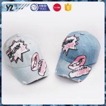 Último produto OEM qualidade pedra lavada chapéu para atacado