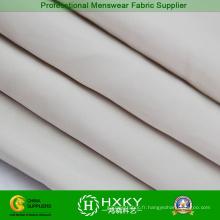 Plaine de 75 de fabrication teinte mémoire tissu pour vêtements rembourrés