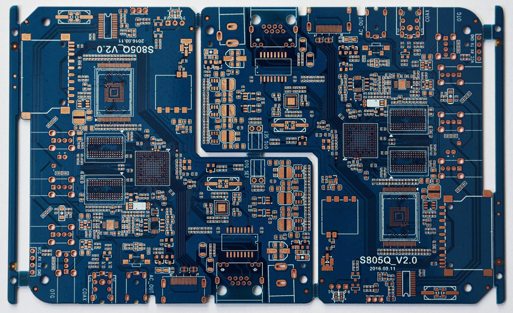 Automative Printed Circuit Board
