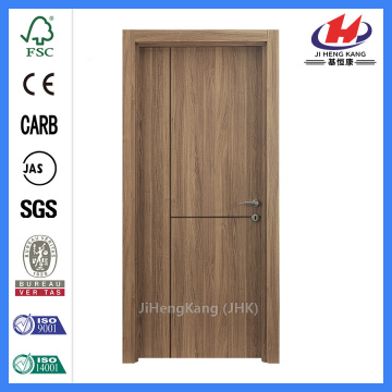 JHK-FC02 Classic natural veneer wooden flush door