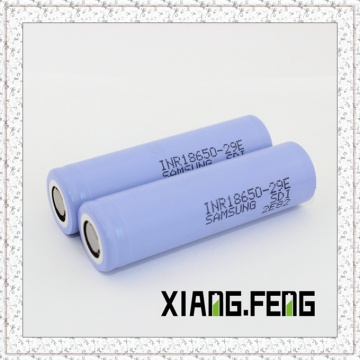 Cheapest for Samsung 29e 28500mAh 18650 Battery / Samsung Inr18650-29e / Samsung Sdi Inr18650-29e