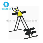 Abdominal exercise machine with strap, CE certificate